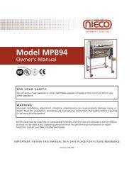 """380 V pour JF94E Nieco 20295 élément 17.5/"""" 1000 W"""