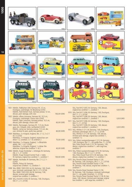 Reprobox siku V 293-Mercedes kranwagen