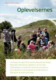 Læs hele raportagen fra Nationalpark Mols Bjerge i - Naturstyrelsen