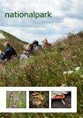 Læs hele raportagen fra Nationalpark Mols Bjerge i - Naturstyrelsen - Page 2