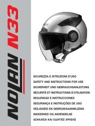 sicurezza e istruzioni d'uso safety and instructions for use ... - Stelpet