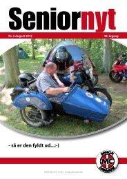 - så er den fyldt ud...:-) - Senior MC Danmark