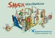 Smæk på mekanikken - Experimentarium