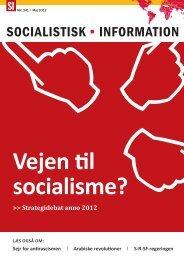 SI nr. 241 - Socialistisk Information