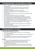 Brugsanvisning - P.Lindberg A/S - Page 4