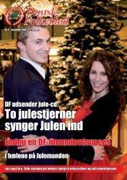 To julestjerner synger Julen ind - Dansk Folkeparti