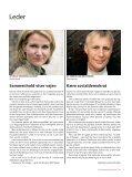 Socialdemokraten december 2006 - Hanne Skovby - Page 3