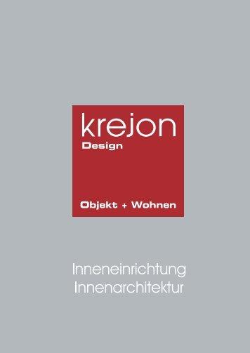 Leistungsportfolio Krejon Design - Karlsfeld bei München