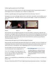 Fysikken bag Massespektrometri (Time Of Flight ... - Flere til science