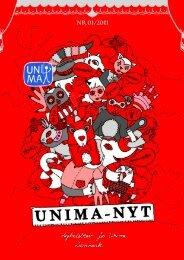 Profilbank på hjemmesiden - UNIMA Danmark