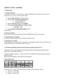 Zadání 11.cvičení - controlling - FSv ČVUT -- People