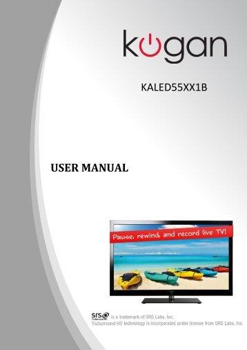 110 free magazines from cdn kogan com au rh yumpu com Operators Manual kogan agora smart tv user manual
