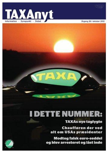I DETTE NUMMER: - Taxa 4x35