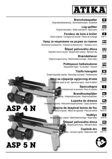 ASP 4 N ASP 5 N