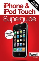 iPhone & IPod Touch Superguide - Macworld