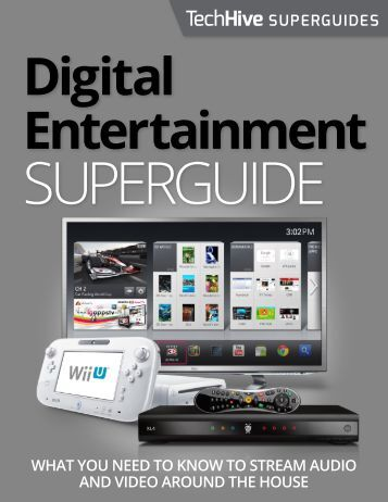 Digital Entertainment Superguide - Macworld