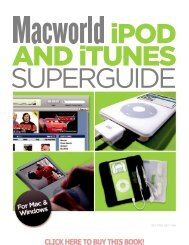 Macworld iPod and iTunes Superguide 2nd Edition