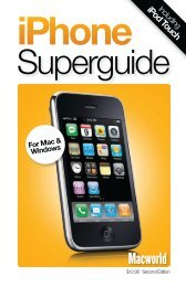 Macworld's iPhone Superguide, Second Edition