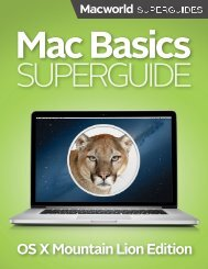 Mac Basics Superguide (Mountain Lion) - Macworld