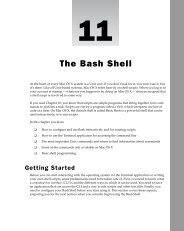 The Bash Shell - Macworld