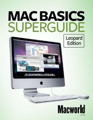 Mac Basics Superguide, Leopard Edition - Macworld