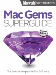 Mac Gems Superguide - Macworld