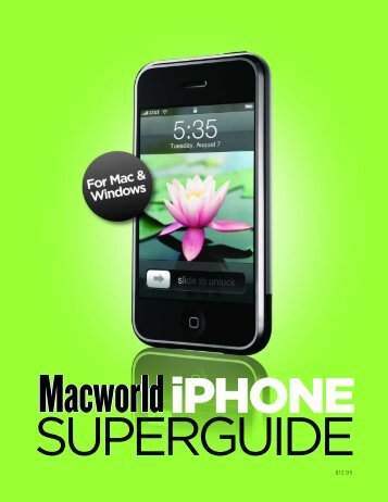 Macworld iPhone Superguide