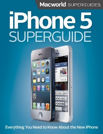 iPhone 5 Superguide - Macworld