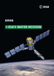 ESA BR-288 SMOS - ESA's Water Mission