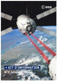 Kit d'information atV - Le Centre Spatial Guyanais