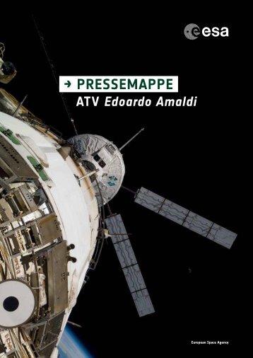 → PRESSEMAPPE - ESA