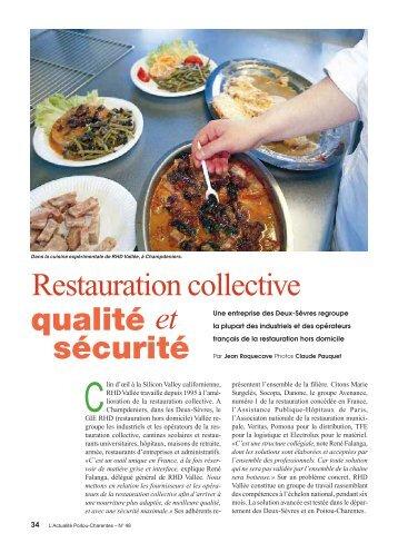 Conception des cuisines de restaurants collectifs centre for Conception cuisine restauration collective