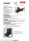 Flex-Desk Arms - Laptophouders - Page 2