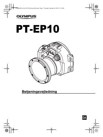 PT-EP10 - Olympus