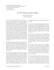 New - Cuneiform Digital Library Initiative - UCLA