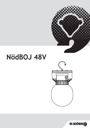 NödBOJ 48V - El-Björn
