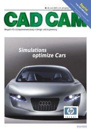 Simulations optimize Cars - HP