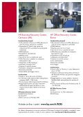 Business Recovery Centers - HP - Page 3