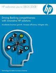 Event guide - Large Enterprise Business - HP