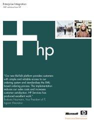 EI4_pg_0204.qxd (Page 1) - Large Enterprise Business - HP