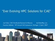 Lee OV2 dark template HP Solutions for CAE - Large Enterprise ...