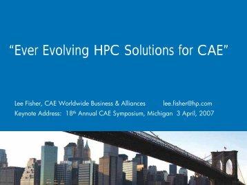 Lee OV2 dark template HP Solutions for CAE - Large Enterprise ...