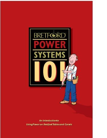 Power 101 Brochure - Bretford