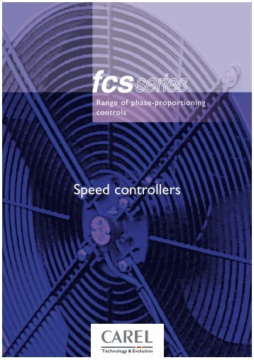 FCS Series controllers - CMS