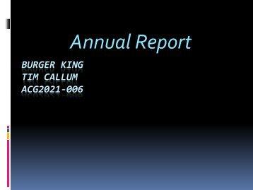 CTP-Burger King