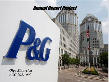 proctor gamble company analysis View the basic pg stock chart on yahoo finance change the date range, chart type and compare procter & gamble company (the) against other companies.
