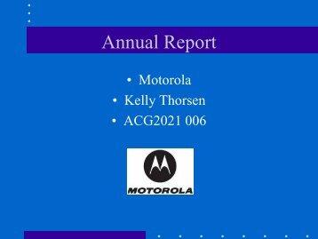 TKA-Motorola