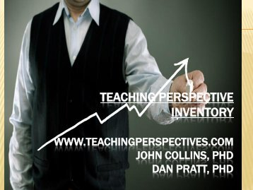 Teaching Perspectives Inventory