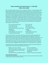 Notes and Outline of the Popol Vuh (Anon ... - Santa Fe College