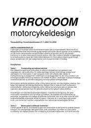 udstillingsbeskrivelse - Designmuseum Danmark